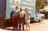 GEORGE GORDON-KENNETH ARMSTRONG-FRANCESCO GIOVANNONE CIRCA 1981.jpg