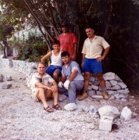 FRANCESCO GIOVANNONE-FRANK GENTILE AND TEAM circa 1993.jpg
